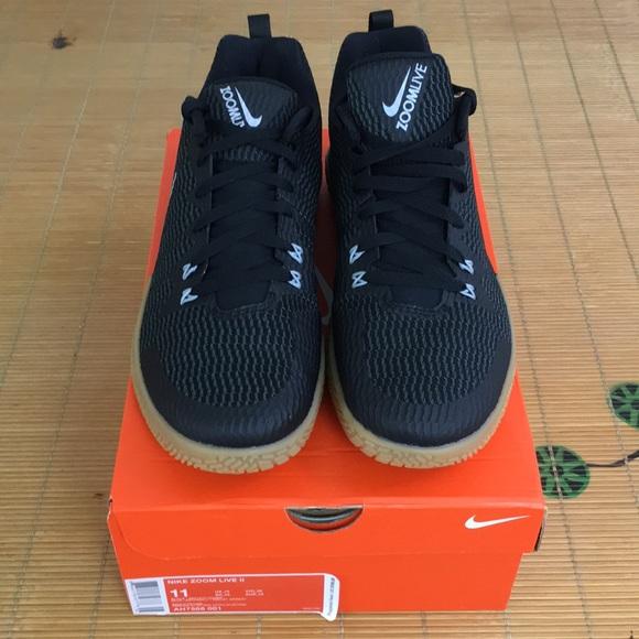 d34239f6f3eb1 Nike Zoom Live II AH7566 001 men s shoes size 11